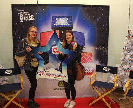 #CapitalJBB at Primark Nottingham