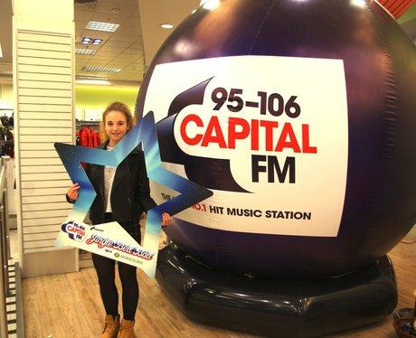 #CapitalJBB at Primark Nottingham