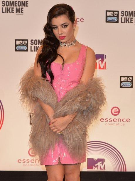 Charlie XCX MTV EMAs 2014