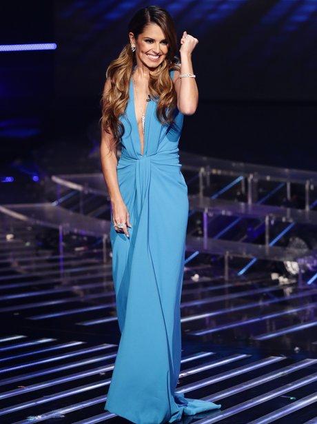 Cheryl Fernandez-Versini on X Factor