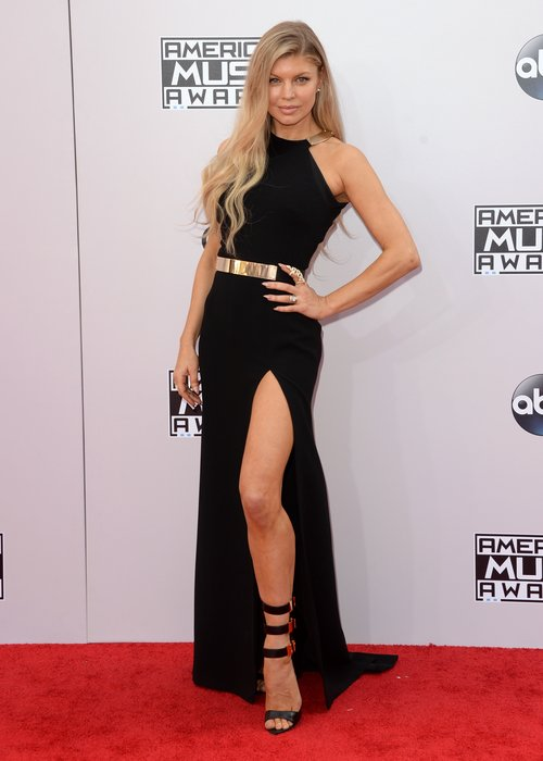 Fergie American Music Awards 2014