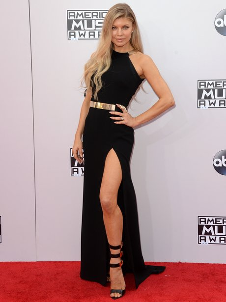 Fergie American Music Awards 2014