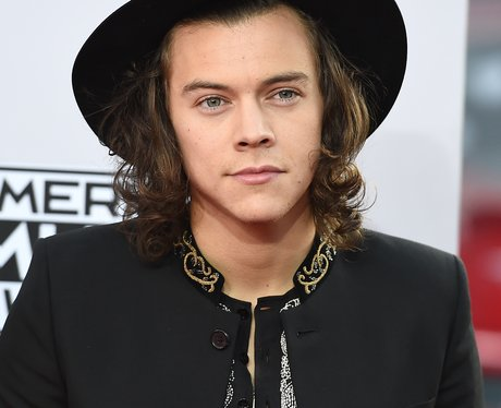 Harry Styles American Music Awards 2014