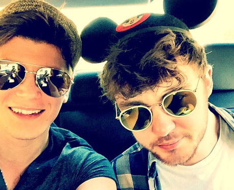 Jake Roche Mikey Mouse Ears