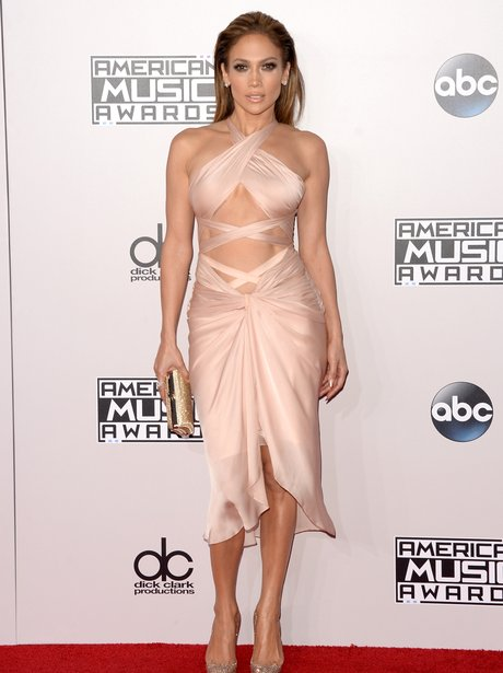 Jennifer Lopez American Music Awards 2014