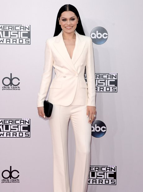 Jessie J at the American Music Awards 2014