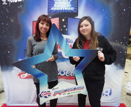 Jingle Bell Ball Meadowhall