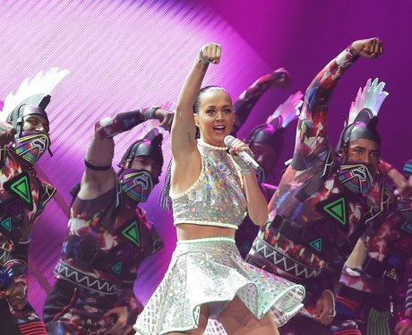 Katy Perry Performs Live In Sydney