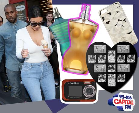 Kim And Kanye Gift Guide