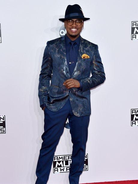 Ne-Yo at the American Music Awards 2014