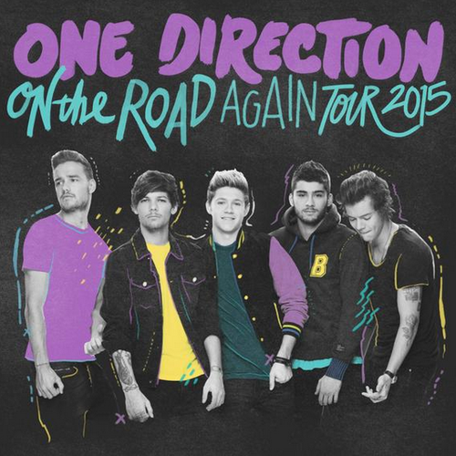 One Direction Uk Tour dates 2015