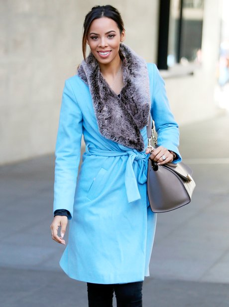 Rochelle Wiseman Fur Scalf
