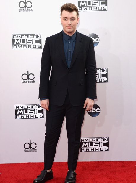 Sam Smith American Music Awards 2014
