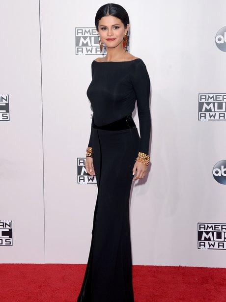 Selena Gomez American Music Awards 2014