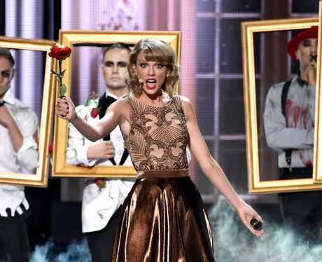 Taylor Swift American Music Awards 2014