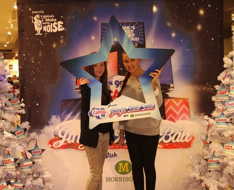 #CapitalJBB at New Look Leicester