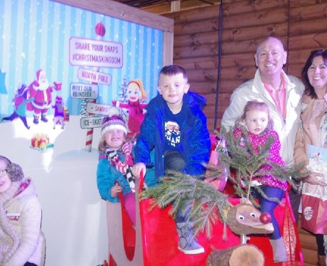 Celtic Manor Christmas Kingdom 04.12.2014