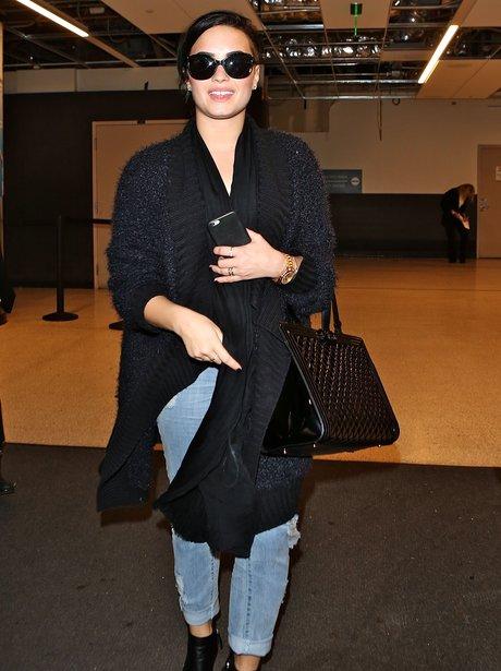 Demi Lovato Airport