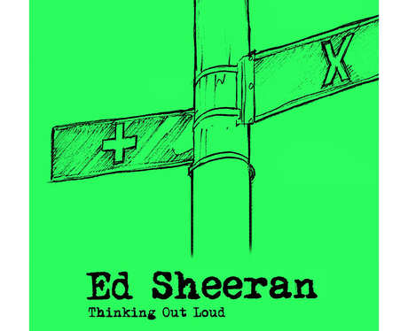Ed Sheeran Thinking Out Loud Single Cov