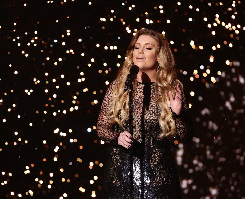 Ella Henderson X Factor 2014