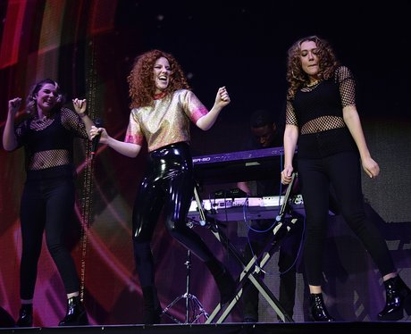 Jess Glynne JIngle Bell Ball 2014
