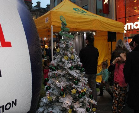 Jingle Bell Bauble with Morrisons