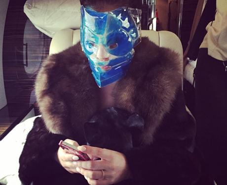 Lady Gaga Facemask