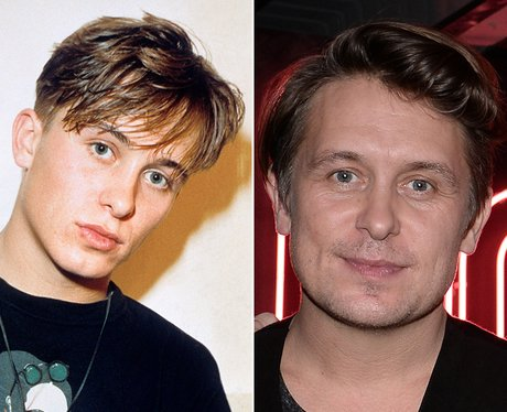 Mark Owen Before Famous