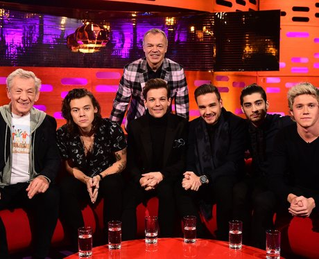 One Direction Graham Norton