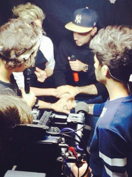 One Direction Instagram