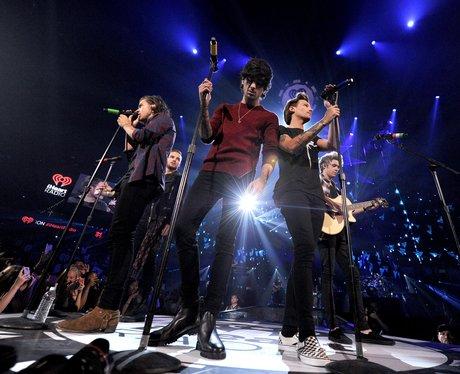 One Direction's iHeart Radio Performance