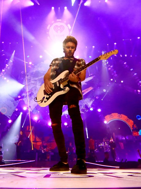 One Direction's Niall Horan iHeart Radio Performan