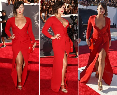 Skimpiest Red Carpet Dresses
