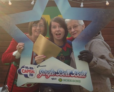 Street Stars: Morrisons Union J Sing To Win In Pic