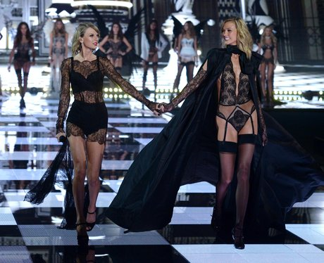15ce10df73 20 Snaps You WON T Want To Miss From The Victoria s Secret Fashion Show  2014 - Capital