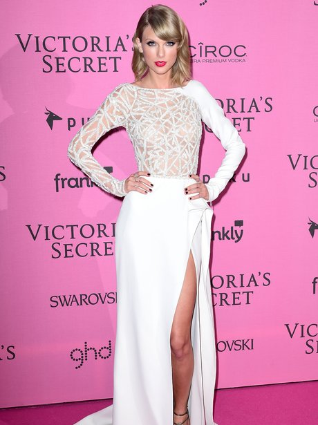 Taylor Swift Victoria's Secret Fashion Show 2014