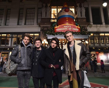 The Vamps Thanksgiving