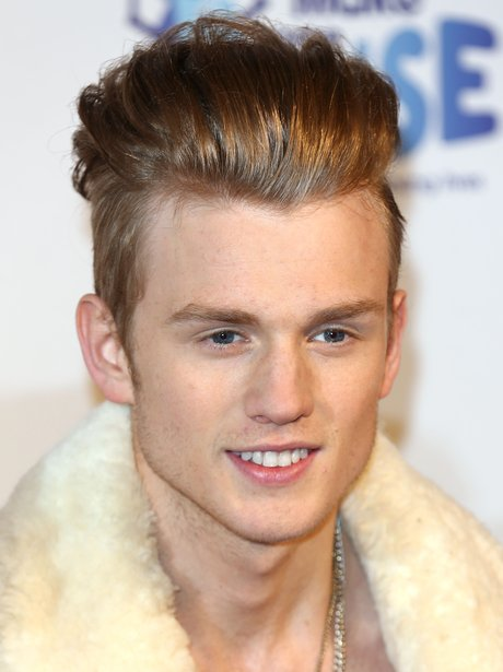 Tristan The Vamps Red Carpet at the Jingle Bell Ba