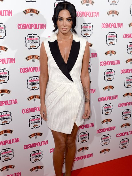 Tulisa Cosmopolitan Ultimate Women of the Year Awa