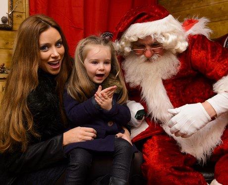 Una Healy, Aiofe and Santa