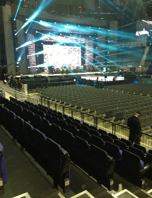 The O2 Seating Plan Here S Your View Of All The Action