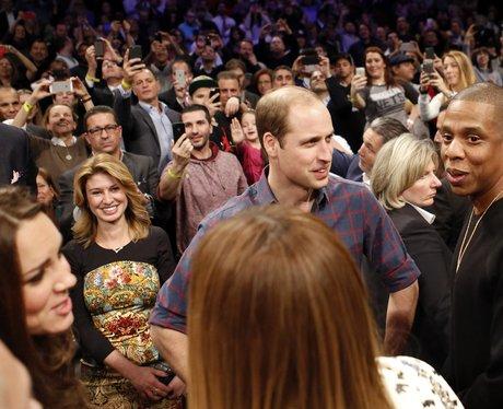 Beyonce, Jay Z, Kate Middleton, Prince William