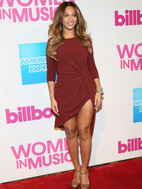 beyonce Billboard Women In Music Luncheon 2014 11
