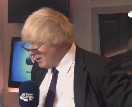 Boris Johnson on Capital