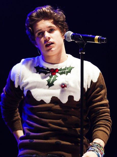 Bradley The Vamps Christmas Jumper