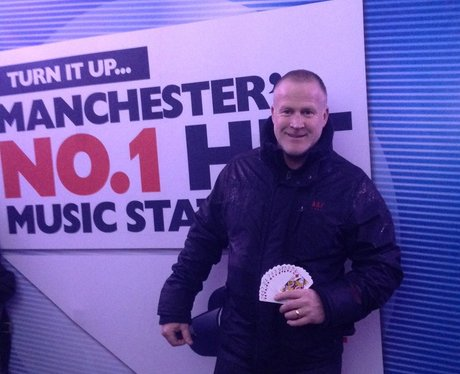 Capital FM at Spinningfields Ice Rink - Sunday 7th