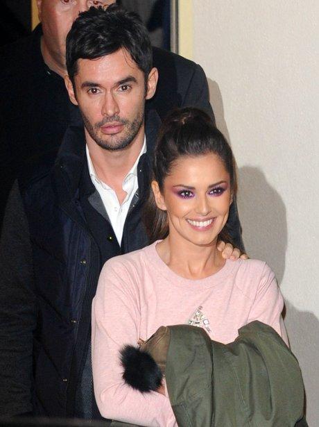 Cheryl Fernandez-Versini and Jean-Bernard