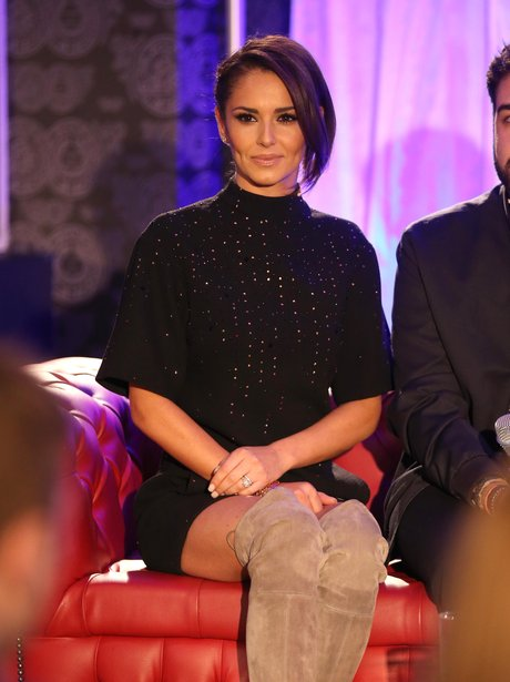 Cheryl Fernandez-Versini at X Factor