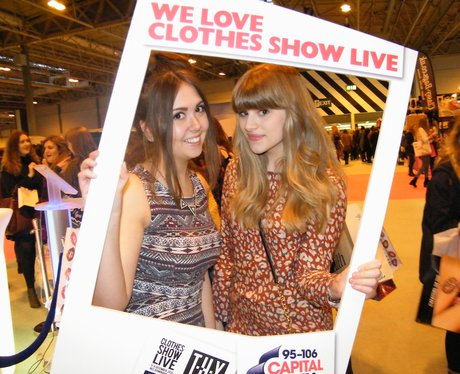 Clothes Show Live: 123 Cheese