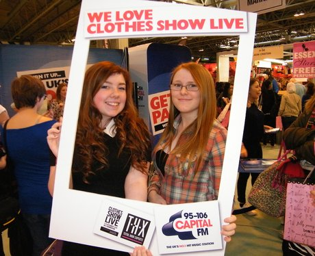 Clothes Show Live: Alright Shopaholics